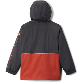 Columbia Dalby Springs Jacket Kids carnelian red